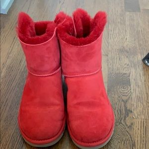 Ankle height  Ugg Boots